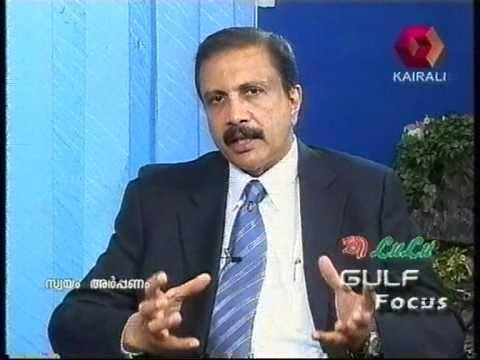 KAIRALI TV Interview with Dr. Azad Moopen (Malayalam Language)