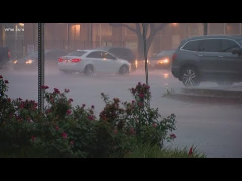 DFW Weather: Wild Weather In North Texas