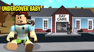 I Became BABY POKE To EXPOSE An EVIL Daycare! (Roblox)