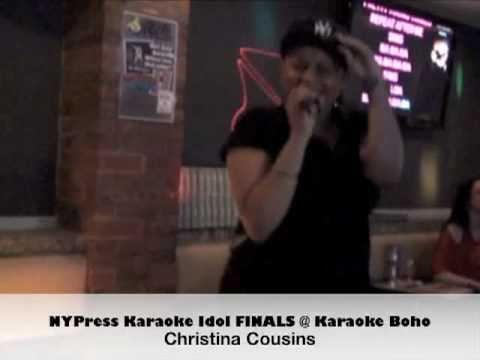 NYPress Karaoke Idol 2010 FINALS @ Karaoke Boho