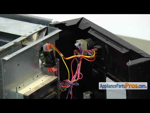 trash compactor actuator switch kit (part #w10342596) - how to replace -  youtube