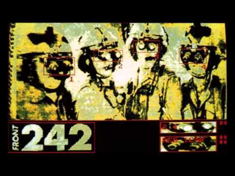FRONT 242  SPECIAL FORCES DEMO Previously unlereased avi