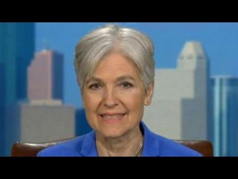 Green Party candidate Jill Stein talks 2016