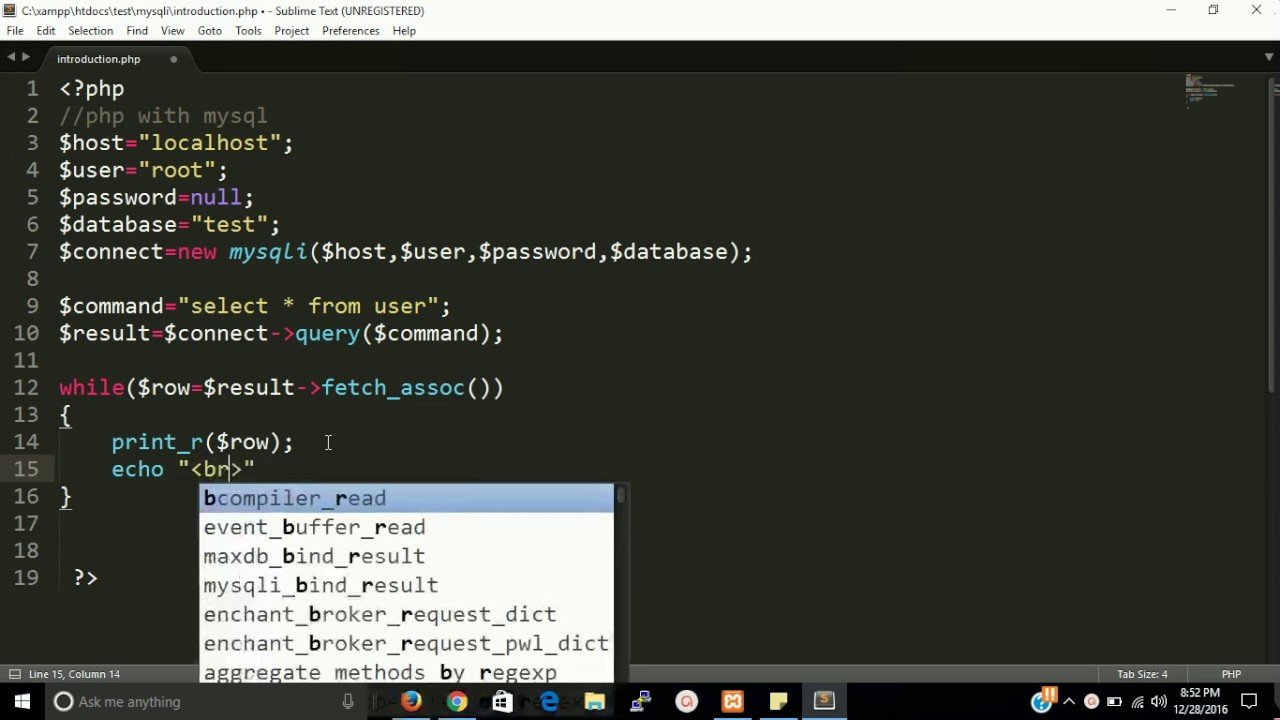 Php programming tutorial for beginners   php tutorial for web develop….