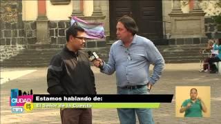 """Tu Ciudad Es """"Ay Ojitos Pajaritos""""  El Señor de la Cuevita"""