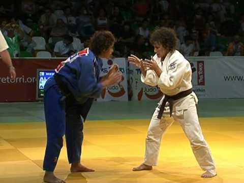 Tre Torri 2010: finale Meriem Houla (ALG) - Soraya Haddad (ALG)