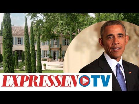 Obamas semester på lyxherrgården