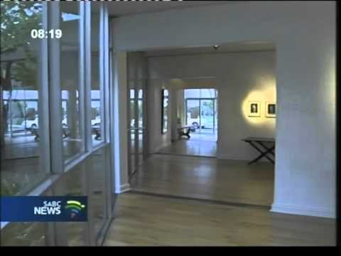 architectureZA - R. Serman on Everard Read Gallery, Johannesburg