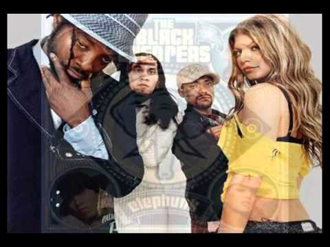 Black Eyed Peas - Shut Up (HQ)