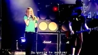 Avril Lavigne - Unwanted (Live in Dublin 2003) Legendado #HD