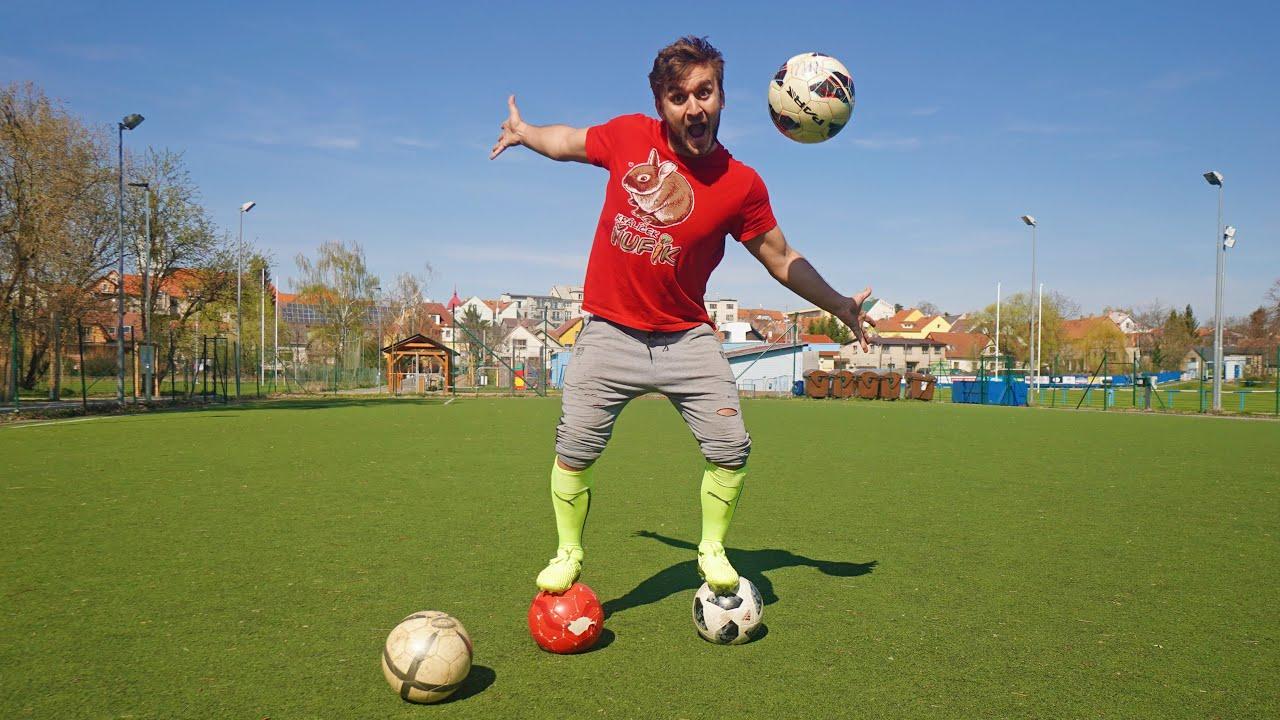 Taryho Fotbalové Šílenství #1