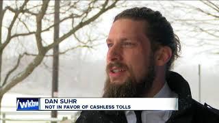 Thruway to go cashless by 2020