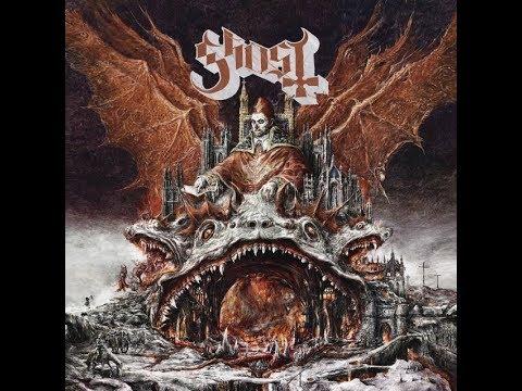 Ghost - Pro Memoria with lyrics