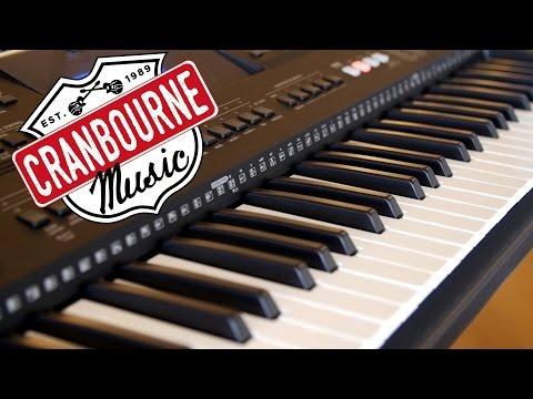 Yamaha PSRE453 61 Key Touch Response Keyboard