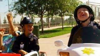Sidewalk Cops 4 | Bloopers | Kids Videos | Police kIds