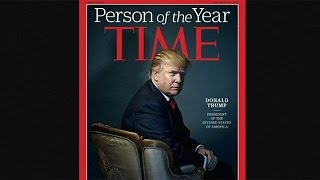 Time calls Donald Trump President of the Divided States of America