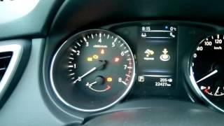 Бракованное реле бензонасоса Nissan Qashqai J11 2.0 CVT