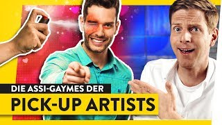 Die wahren Tricks der skrupellosen Pick-Up Artists | WALULIS