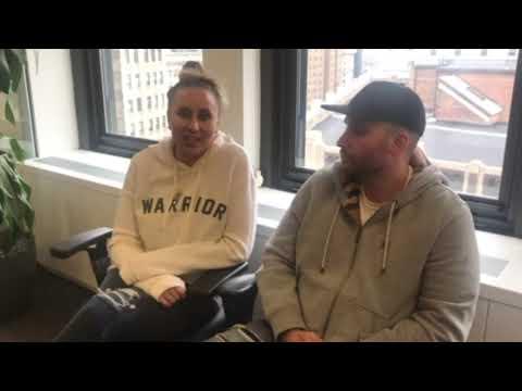 Christina and John Support #KeyToPD