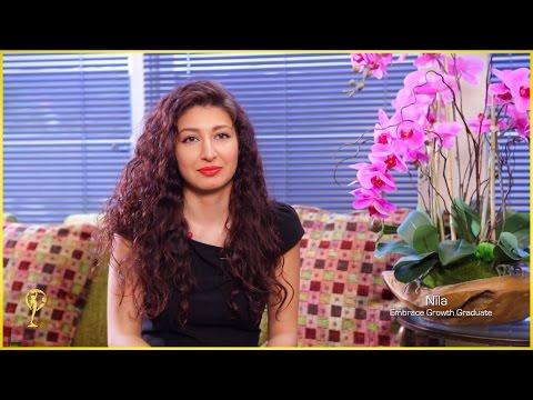 Embrace Growth WOW workshops Nila Interview - Farsi, Embrace Growth Media