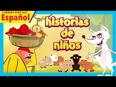 historias de niños - Cuentos infantiles en Español || historias morales - historias de aprendizaje
