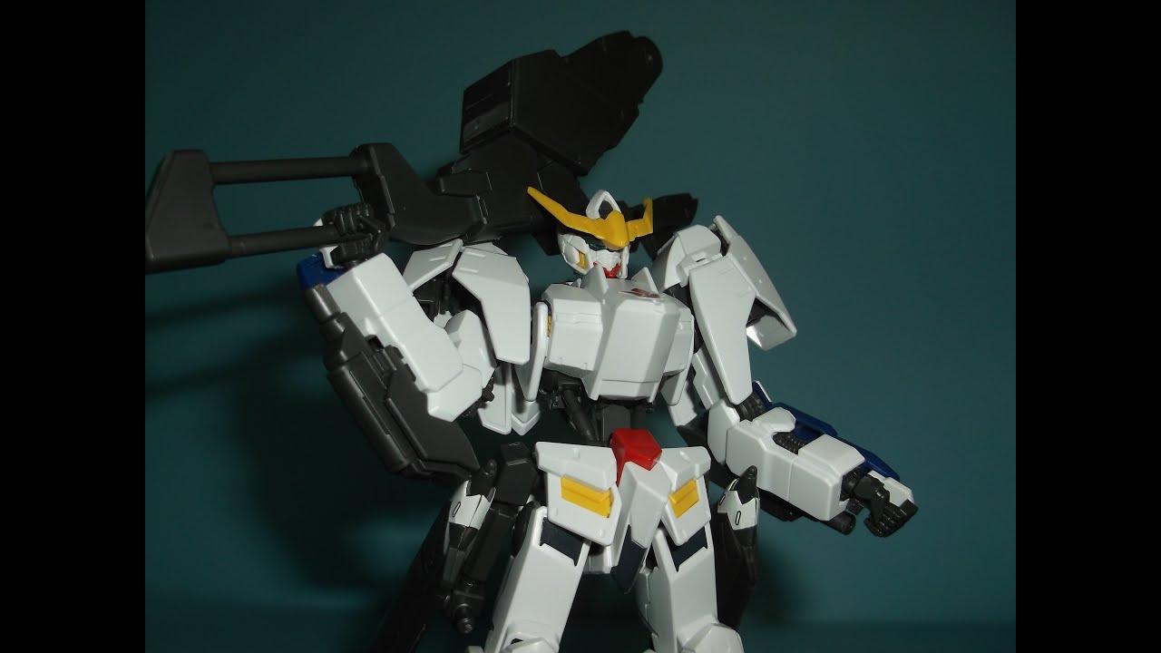 1/144 HG Gundam Barbatos Form 6 Review - YouTube