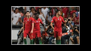 Portugal vs. Italien Spielbericht, 10.09.18, UEFA Nations League |