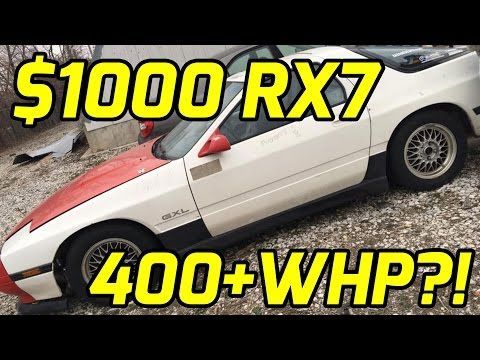 EBay Turbo RX7 Destroys The World