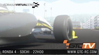 Formula Virtual Series 2018 - Ronda 4 - Sochi by GTC