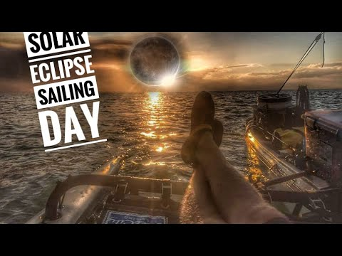 Solar Eclipse Sailing Day!