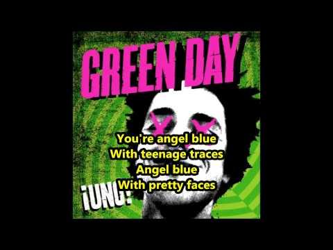 Green Day - Angel Blue Lyrics