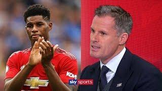 Jamie Carragher thinks Marcus Rashford needs to leave Man United!