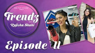 Trendz with Rojisha Shahi | Episode 2 | Goldstar, Civil Mall