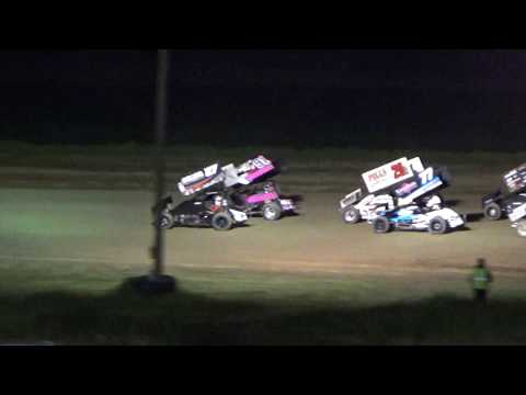 27. Sprints Last Chance Race at I-96 Speedway, Michigan on 05-26-17.