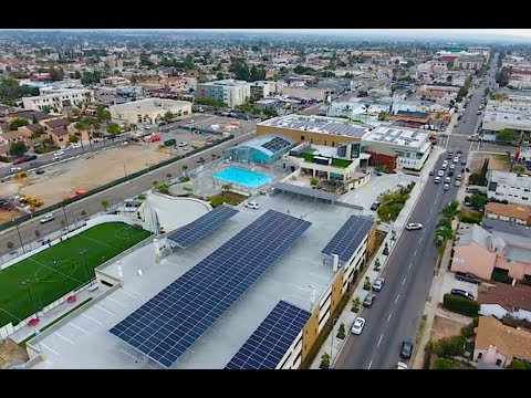 YMCA of San Diego County chooses SunPower