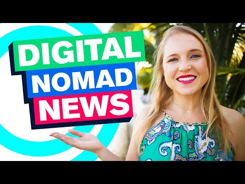 Digital Nomad News Miami 🌴- New Travel Dating Apps, Europe Travel Alert, and a Four-Day Work Week!