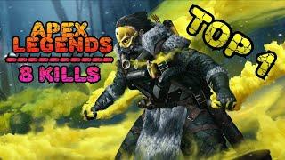 Apex legends|TOP 1|PlayStation4