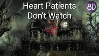 8D sound effects in horror version