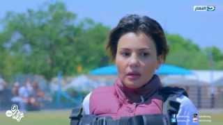 """بالفيديو.. دينا فؤاد تصاب بصدمة تفقدها الوعي في """"التجربة الخفية"""""""