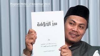 Ahmadiyah adalah Islam - Program MKAI 2 November 2019