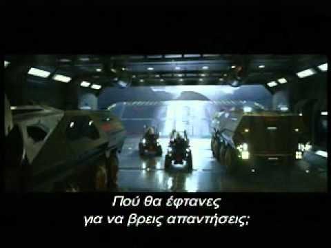 PROMETHEUS (ΠΡΟΜΗΘΕΑΣ) - TRAILER (GREEK SUBS)