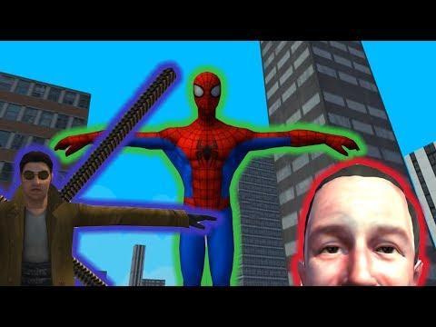 Spider-Man: Ultimate Avenger - Simulation pur
