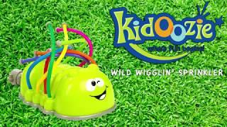 Kidoozie Wild Wigglin' Sprinkler