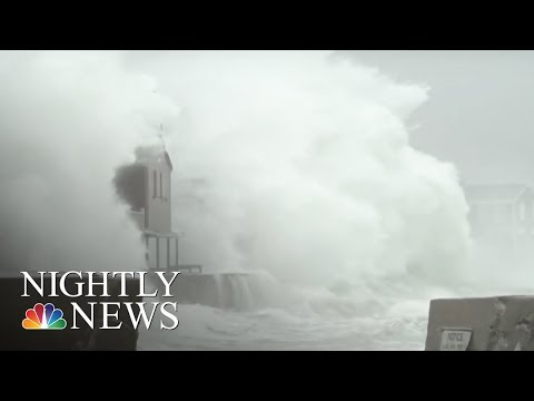 At Least Eight Dead After Nor'easter Slams East Coast | NBC Nightly News