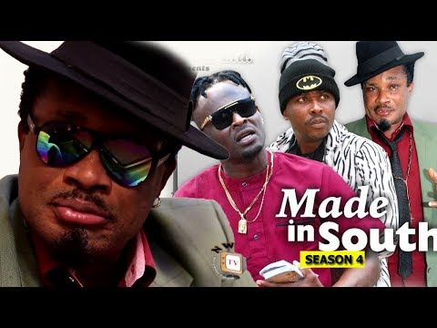 Made In South Season 4 - 2018 Latest Nigerian Nollywood Movie Full HD | YouTube Films