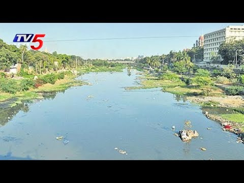 Musi River Beautification Works by Telangana Government | TV5 News