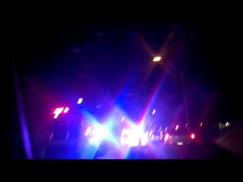 Tuba city Arizona rear ended crash