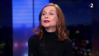 Isabelle Huppert - dix pour cent saison 3
