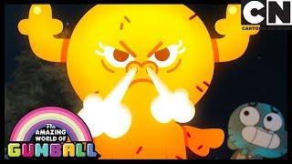 Die Romantische | auf Die Erstaunliche Welt von Gumball | Cartoon Network