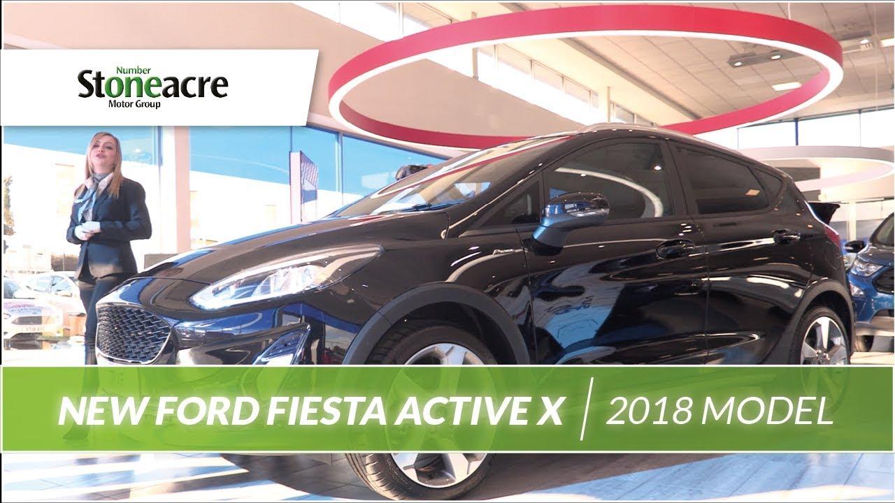 Fiesta Active 2018 X Review Stoneacre
